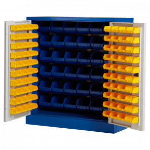 Bakkenstrippenkast - 116 bakken -110x100x45 cm - GMP-702