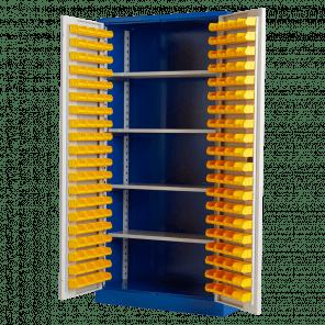 Bakkenstrippenkast - 160 bakken - 200x100x45 cm - GMP-703