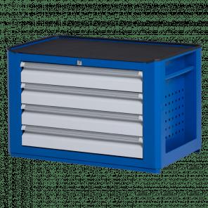 Topkist gereedschapskar 4 laden - leeg - GKP-105