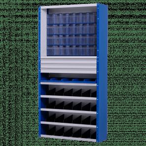 Kantelbakkenkast - 32 kantelbakken 1-delig - OMP-603