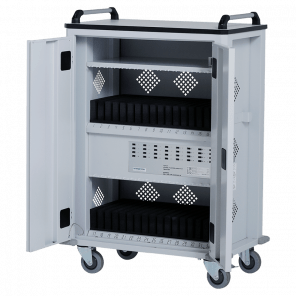 Tabletkar- 33 vakken voor 32 tablets + 1 laptop - LTP-201