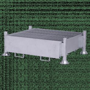 Stapelbare opvangbak - 440 liter - MOP-109