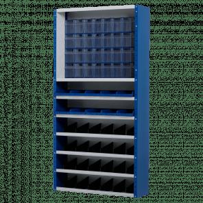 Kantelbakkenkast - 32 kantelbakken 1-delig - OMP-605