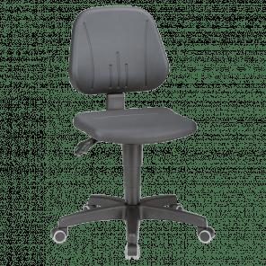 Werkplaatsstoel Unitec - wielen - USP-102