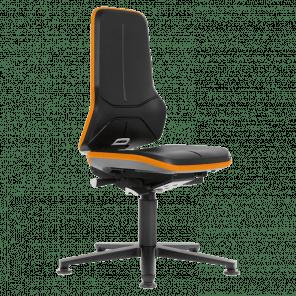 Werkplaatsstoel Neon - sychroontechniek - glijders - NSP-102