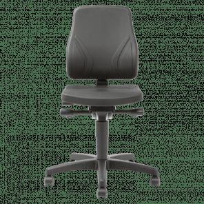 Werkplaatsstoel All-in-one - wielen - ASP-102