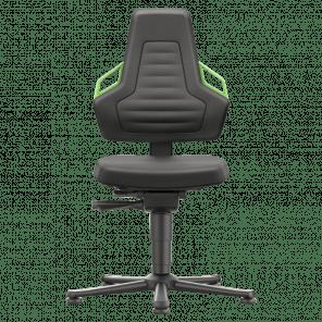 Werkplaatsstoel Nexxit - glijders - XSP-101