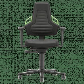 Werkplaatsstoel Nexxit - wielen - XSP-102