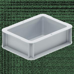 Kunststof stapelkrat - 200x150x70 mm - KKP-101