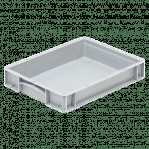 Kunststof stapelkrat - 400x300x70 mm  - KKP-107