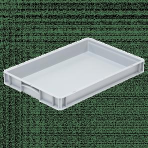 Kunststof stapelkrat - 600x400x70 mm - KKP-112