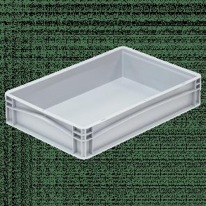 Kunststof stapelkrat - 600x400x120 mm  - KKP-113