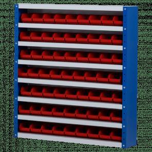Bakkenkast 63 bak nr. 54 - 108x100x20 cm - OMP-705