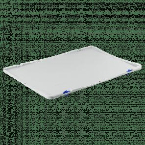 Scharnierend deksel krat - 600x400 mm - KKP-006