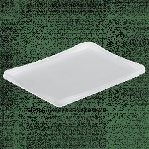 Oplegdeksel krat transparant - 400x300 mm - KKP-010