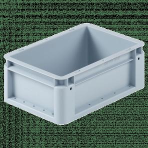 Kunststof stapelkrat extra stevig - 300x200x120 mm - KKP-601