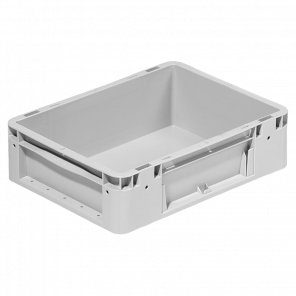 Kunststof stapelkrat extra stevig - 400x300x120 mm - KKP-602