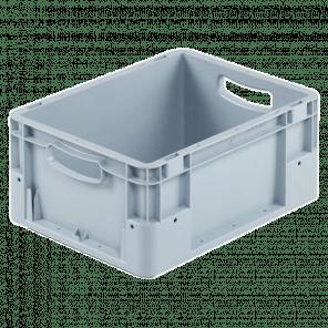 Kunststof stapelkrat extra stevig - 400x300x180 mm - KKP-603