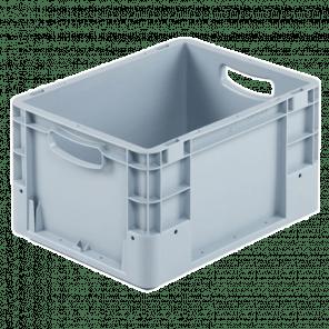 Kunststof stapelkrat extra stevig - 400x300x220 mm - KKP-604