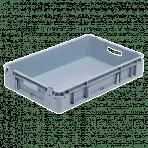 Kunststof stapelkrat extra stevig - 600x400x120 mm - KKP-605