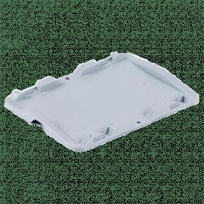 Oplegdeksel krat extra stevig - 300x200 mm - KKP-012