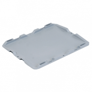 Oplegdeksel krat extra stevig - 400x300 mm - KKP-013