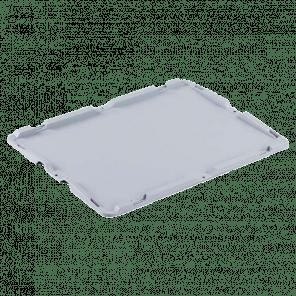 Oplegdeksel krat extra stevig - 600x400 mm - KKP-014