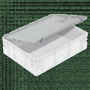 Scharnierend deksel - extra stevig - 800x600 mm - KKP-019