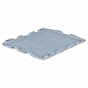 Krokodildeksel extra stevig - 400x300 mm - KKP-020