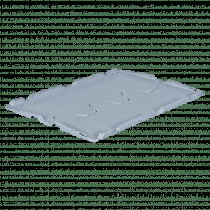 Krokodildeksel extra stevig - 600x400 mm - KKP-021