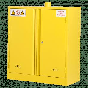 Chemicaliënkast 110x100x45 cm - GMP-202