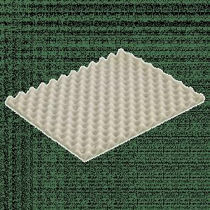 Schuim interieur bodem 355x255x20 mm - kunststof kratten - KKP-049