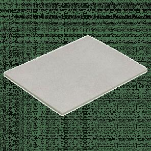 Schuim interieur deksel 355x255x10 mm - kunststof kratten - KKP-050
