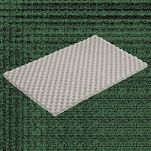 Schuim interieur bodem 555x355x20 mm - kunststof kratten - KKP-052