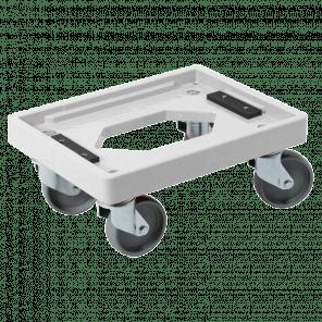 Dolly 400x300x175 mm - pp wielen - zachte ondergrond - KKP-055