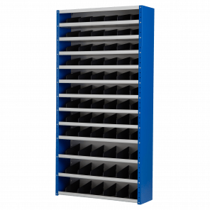 Vakkenkast 198x100x30 cm - OMP-201