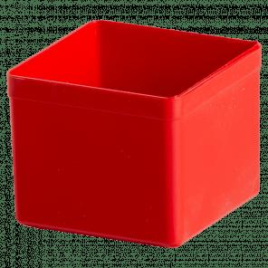 Kunststof inzetbak euronorm - 54x54x45 mm - IEP-101