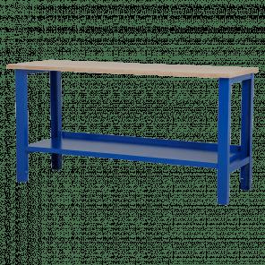 Werktafel - 176.5x62x85-90 cm - BWP-301
