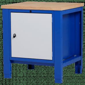 Werkbank - deur - 80x70x85-90 cm - PWP-106