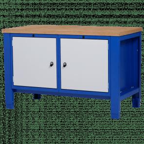 Werkbank - deur - 140x70x85-90 cm - PWP-220