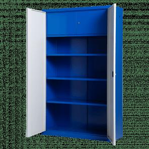 Draaideurkast 199x120x43.5 cm - Locker - DKP-108