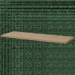 40 mm multiplex gelakt houten werkblad - 200x70x4 cm - PWP-006