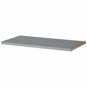 40 mm stalen werkblad - 140x70x4 cm - PWP-008
