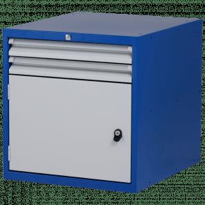 Werkbankblok - 2 laden & deur - PWP-014