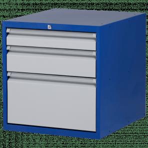 Werkbankblok - 3 laden - PWP-020