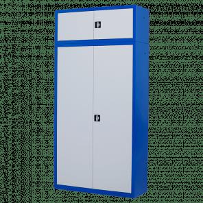 Bovenkast draaideurkast - 46.5x120x43.5 cm - DKP-111
