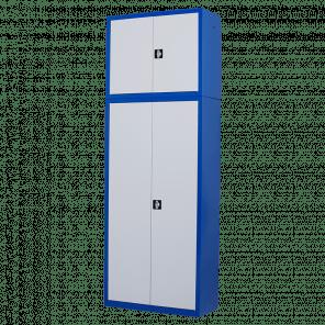 Bovenkast draaideurkast - 81x100x43.5 cm - DKP-113