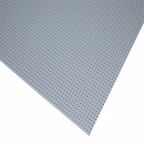 Gereedschapsbord perfo rond - 98x95 cm - GBP-304