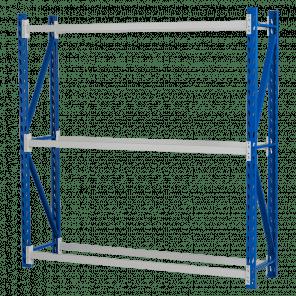Bandenstelling aanbouwmodel 200x184x50 cm - BSP-102