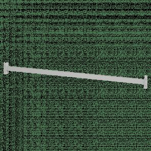 Ligger bandenstelling 184 cm - BSP-002